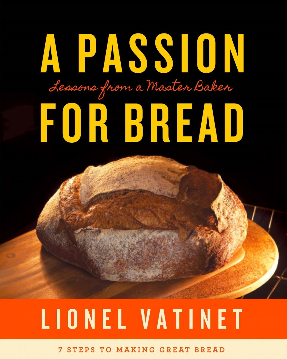 A Passion For Bread: Lessons from a Master Baker book cover