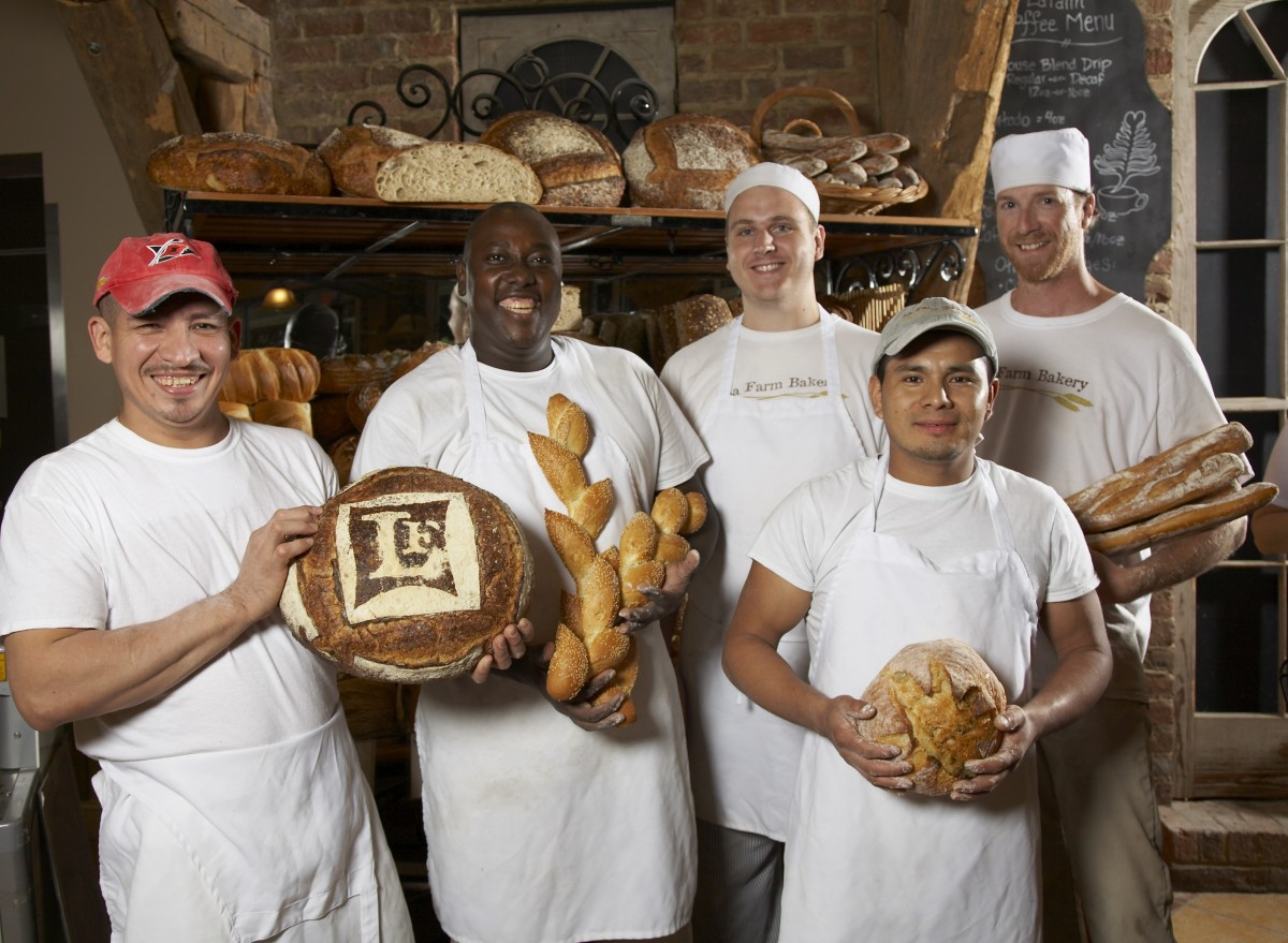 La Farm Bakery Team in Cary, NC